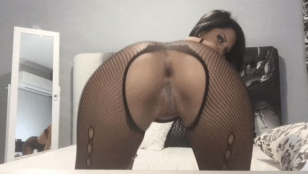 Clapping Ass Cheeks - assgifs.com